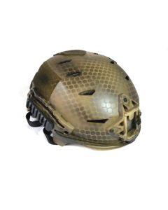Emerson EXF Taktischer Helm mit 20mm Weaver Schiene, Navy-Seal