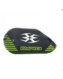 Empire Exalt Tank Cover, black, lime für 68ci Tanks