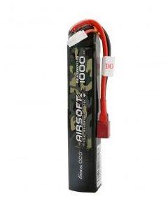 Gens LiPo Akku 7.4V 1000 mAh mit T-Plug