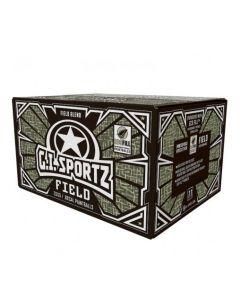 G.I. Sportz Field Paintballs (2000er Karton)