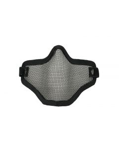 Gitterschutzmaske-schwarz/ MeshMask