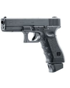 Glock 17 Deluxe CNC VFC CO2 GBB 6mm Airsoft mit Koffer