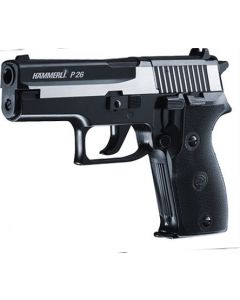 Hämmerli P26 9mmPAK, Dark Ops