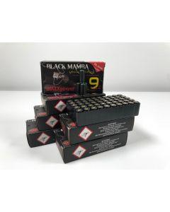 Black Mamba Platzpatronen cal. 9mm P.A.K 300 Schuss