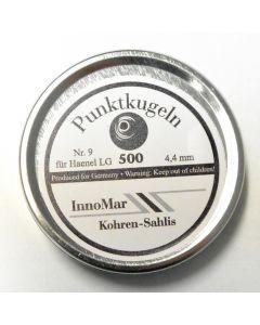 InnoMar Punktkugeln Kohren-Sahlis 4.4mm (500)