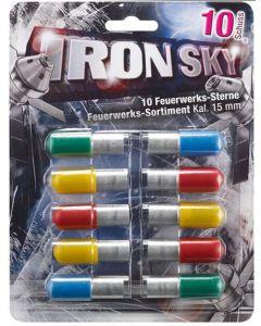 UMAREX IRON SKY 15mm 10er, Nur Ladenverkauf - Kein Versand