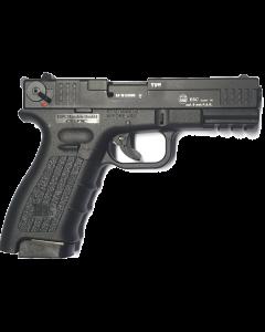ISSC M22-9, 15 Schuss +1, 9mm PAK