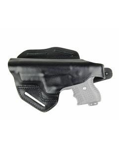 JPX Leder-Gürtelholster für Linkshänder oder Rechtshänder