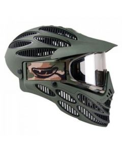 JT Spectra Flex 8 Fullcover Goggle, thermal oliv