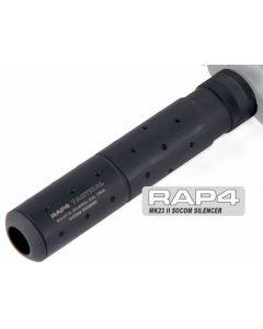 Rap4 MK23 II SOCOM Silencer/ Schalldämpfer cal.68 (22 mm)