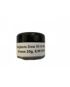 Molykote 55 O-Ring Grease, Dose 20g (EUR 44,50/ 100g)
