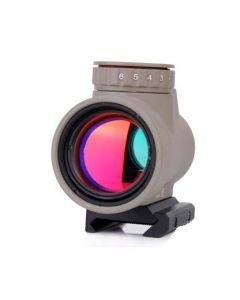 Aim-O MRO Red Dot 2.0 MOA Desert