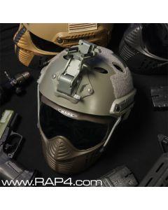 Night Vision Goggle (NVG) Mount  (acu gray) - Nachtsichtmontage für taktische Helme