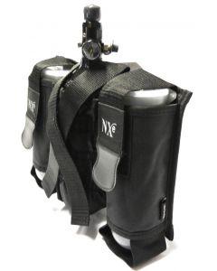 NXe 2er +1 Tasche schwarz