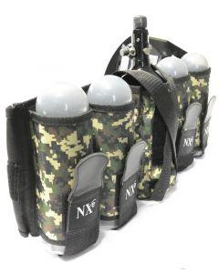 NXe 4 +1 Pod Tasche digital camo