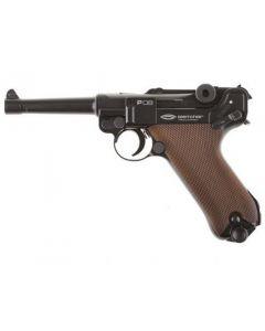 Parabellum-Pistole ; Luger; Gletcher P08, cal. 4,5