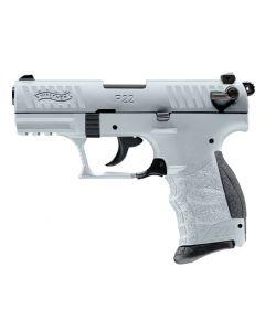 Walther P22Q 9mm PAK Concrete