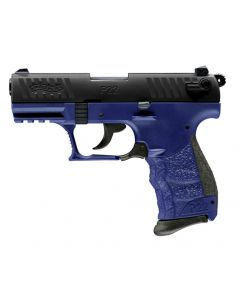 Walther P22Q 9mm PAK Blue Star