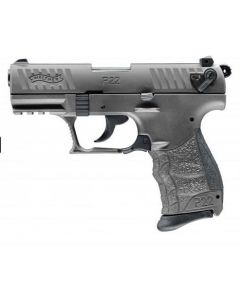 Walther P22Q Tungsten Grey cal. 9mm PAK