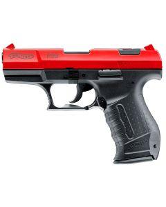 Walther P99 9mm PAK, hochglanz  rot  9mm PAK Sonderedition 20J