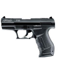 Walther P99 9mm PAK, hochglanz schwarz  9mm PAK Sonderedition 20J