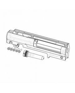 RetroArms CNC gefräste Gearbox (Upper) v.2 für ICS - qsc
