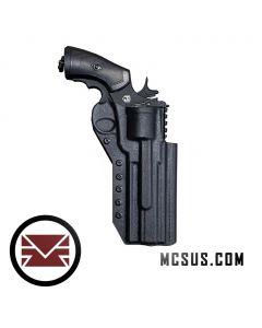 Roscoe Custom Kydex Holster für First Strike Roscoe Revolver, cal.50