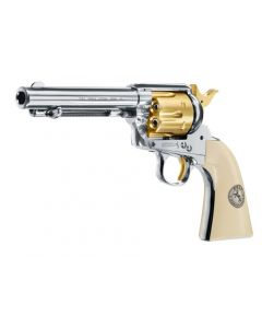 "Colt SAA .45-7.5"" cal. 4,5 mm (.177) Diabolo - Gold Edition"
