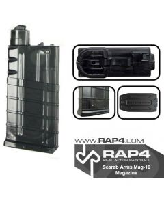 Real Action Marker Scarab Arms Mag-12 Magazin