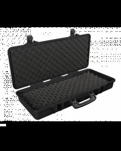 SMG Hard Case , Koffer 68,5 cm, schwarz