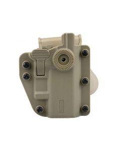Swiss Arms Universalholster AdaptX Level 3, black, coyote, Ranger green
