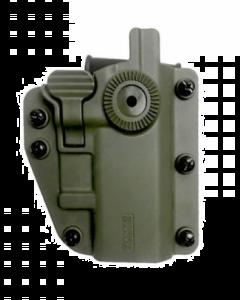 Swiss Arms AdaptX Universalholster Schwarz / OD Green