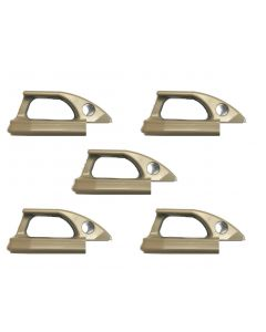 Helix Raptor Plate (tan) 5er Pack