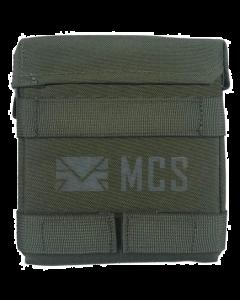MCS Box Drive Magazine T15/TMC Schwarz/Olive/Tan V1