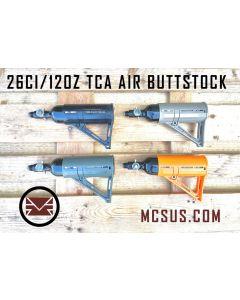 MCS TCA-II Universal Air Buttstock (26ci, 12oz), OD green
