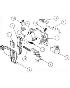 Tippmann M4 Trigger Sear