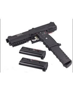 Tippmann TiPX Pistol, black, mit FS Umbau Set Preis