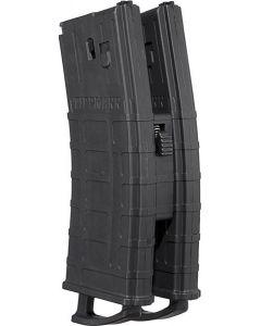 Tippmann TMC .68 2er Magazin mit Coupler, schwarz, Doppelpack ohne OVP