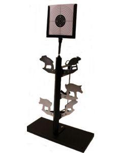 Shooting Tower 4,5mm Luftdruck-Zielscheiben