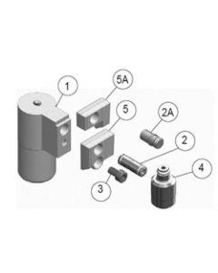 Tippmann M4 Fitting Plug Locking Tab