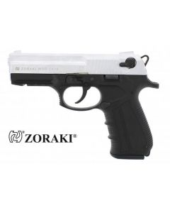 Zoraki 2918, 9mm P.A.K., matt chrom