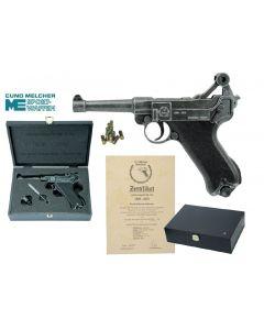 Luger ME P08 cal. 9mm P.A.K. 110 Jahre Spezial Edition