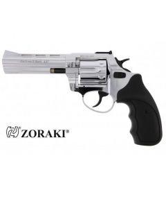 """Zoraki R1 Schreckschussrevolver 4,5 """" 9mm R.K.  chrom"""