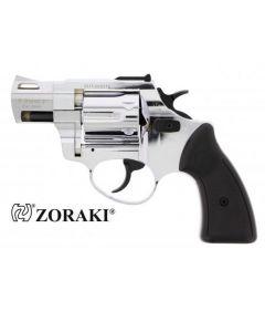 """Zoraki R2 Schreckschussrevolver 2""""  9mm R.K. chrom"""