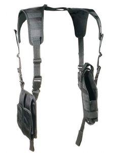 UTG Universal Schulterholster Vertikal schwarz