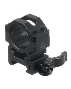 "UTG Max Strength 1"" Medium Profile  QD Ringe, 22mm breit, 2 Stück"
