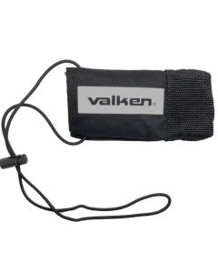 Valken Barrelcover, black, Laufsocke
