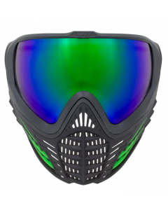 Virtue VIO Contour II Paintballmaske, graphic black Emerald