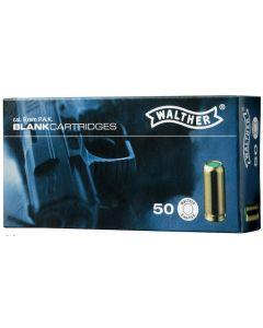 Walther Platzpatronen cal. 9 mm P.A.K. - 50 Schuss *Nur Ladenverkauf-Kein Versand*