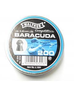 Walther Competition Baracuda 6.35mm (200)